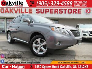 2012 Lexus RX 350 AWD | LEATHER | SUNROOF | ACCIDENT FREE