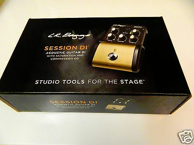 LR BAGGS SESSION DI PREAMP SATURATION COMPRESSION & EQ