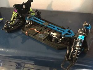 HSP XSTR- Pro 4wd Buggy RC, Parts Roller, Redcat, Traxxas