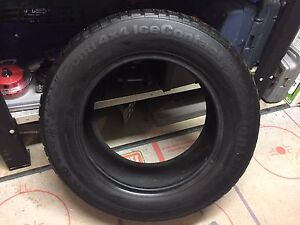 ICE CONTACT TIRE • 215/65 R16