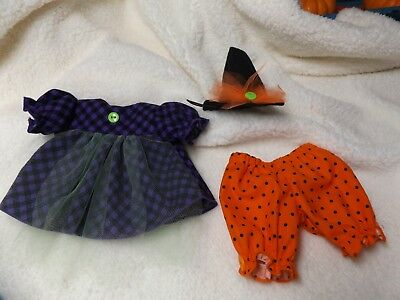 Halloween Doll Dress Witch Witches 10
