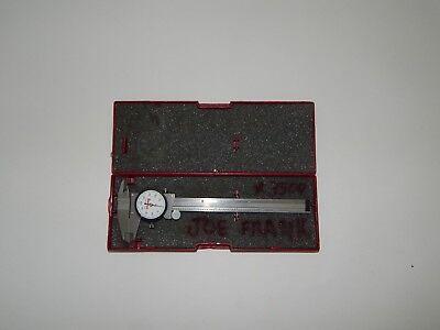 Starrett 64514 120a-6 6 Dial Caliper R17632