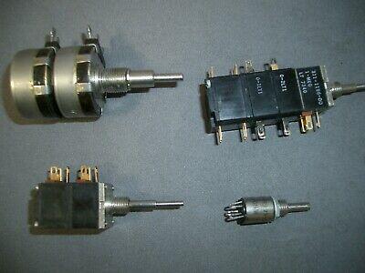 Assorted Dual And Triple Tektronix Potentiometers 311-xxxx-00