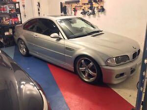 BMW E46 M3 & 3 SERIES PARTS/PART OUT