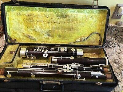 Musical Instruments & Gear Responsible Used Bassoon Case