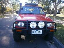 1991 Mitsubishi Pajero Coupe Ferntree Gully Knox Area Preview