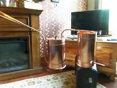 Copper Moonshine Thump Keg By Walnutcreek Free Shipping