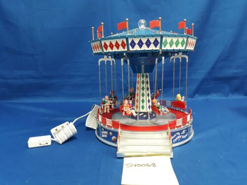 Lemax Village Collection The Cosmic Swing #94956 As Is SV0068