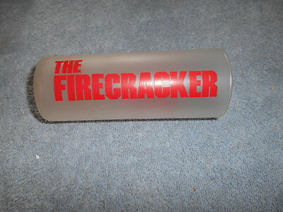 FROSTED GLASS - THE FIRECRACKER BY SEAGERAMS AND OCEAN SPRAY