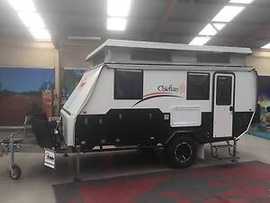 EAGLE CHIEFTAN OFFROAD HYBRID CAMPER - SAVE $6000 Para Hills West Salisbury Area Preview