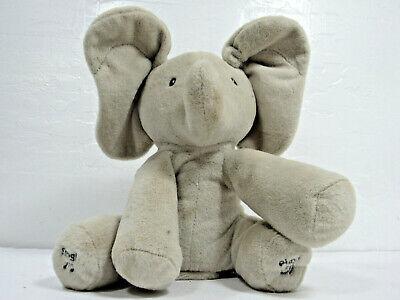 GUND Baby Animated Flappy The Elephant Plush Childrens Toy