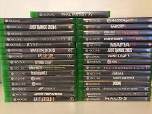 Jeux de Xbox One