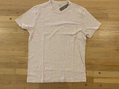 J.Crew Neppy Crewneck T Shirt Subtle Pink (NEW, MED) $32 Retail zara