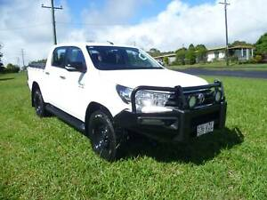 2015 Toyota Hilux SR Automatic Ute Atherton Tablelands Preview