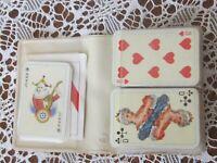 altes Patience Kartenspiel, bespielt München - Schwanthalerhöhe Vorschau