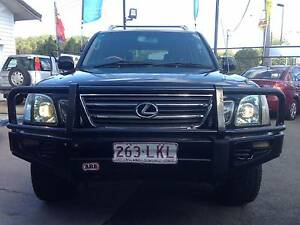 2004 Lexus LX470 Wagon Nambour Maroochydore Area Preview