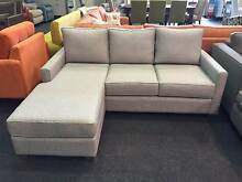 FLOOR STOCK CLEARANCE - Preston 3 seater Reversible Chaise Lounge Wetherill Park Fairfield Area Preview