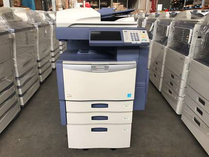 TOSHIBA E-STUDIO 4540C COLOUR PHOTOCOPIER