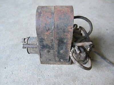 Vintage Bosch Magneto Type Nu4 Duplex Tractor Magneto Model T Magneto