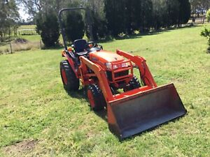 Kubota B3030 Tractor Glenorie The Hills District Preview