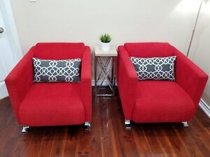 Stylish Accent Club Chairs