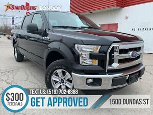 2016 Ford F-150 XLT | 1OWNER | 6PASS | BEDLINER | 4X4