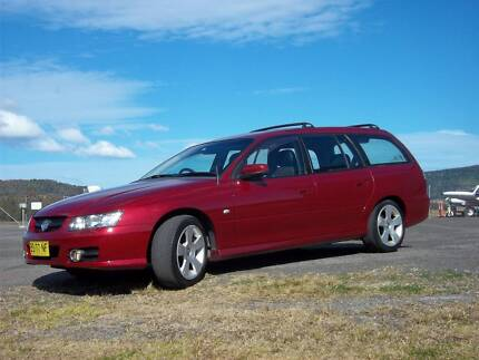 Holden Commodore SVZ Wagon 2007 105kkm Albion Park Rail Shellharbour Area Preview