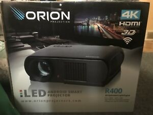 Orion projector r400