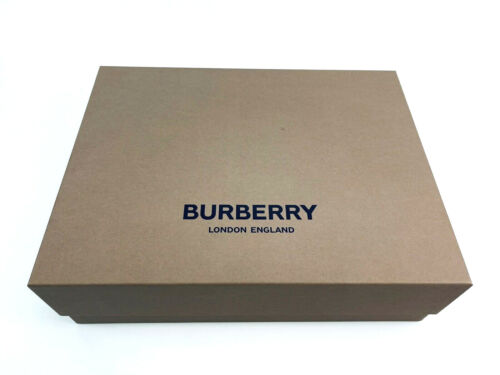 Burberry Large Brown Gift Box 16.5 X 13 X 5 Inches