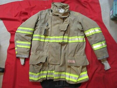Mfg. 2013 Globe Gxtreme 48 X 35 Firefighter Turnout Bunker Jacket Fire Rescue