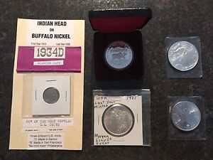 Silver Coins Lot #1