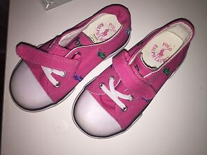 US POLO GIRLS sneakers brand new