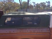 F100 canopy Maryborough Central Goldfields Preview