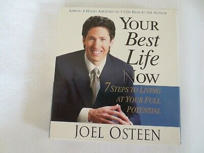 Your Best Life Now 7 Steps to Living At Your Full Potential Joel Osteen 5