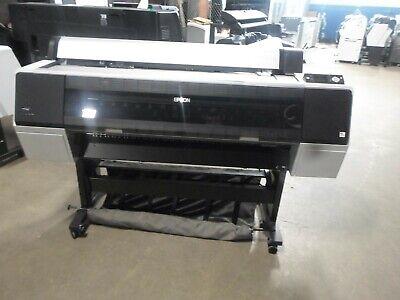 Epson Stylus Pro 9900 44 Wide Format Color Printer - Ct