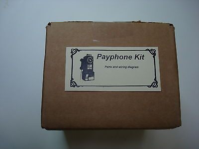 Western Electric Northern Electric payphone Make Your 3 Slot Payphone Work Kit
