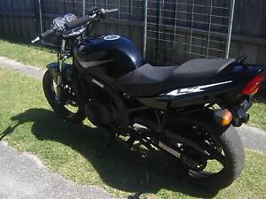 2009 suzuki gs500f goes and rides  well.16000km George Town George Town Area Preview
