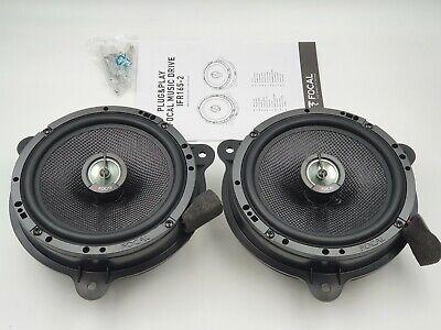 Kit 2 Altavoces Focal Music Drive IFR165-2 Renault Dacia 7711575880 Original