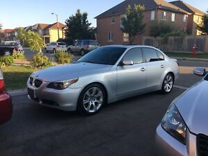 2004 Bmw 545i Sport Package! Clean!