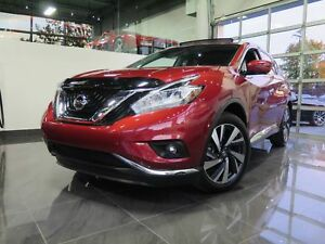 Nissan Murano PLATINUM|FULLY LOADED|GPS|LED|PANO ROOF