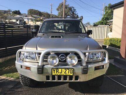 Nissan Patrol ST  2003