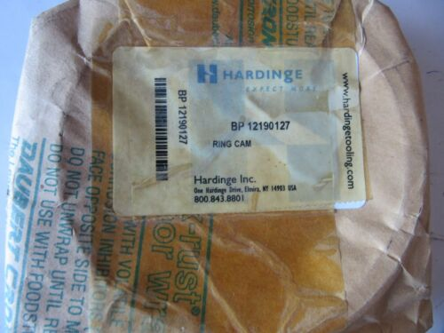 Hardinge BP12190127 Ring Cam NEW!!! with Free Shipping