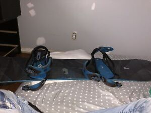 Selling my SIMS Snowboard since I don't snowboard anymore
