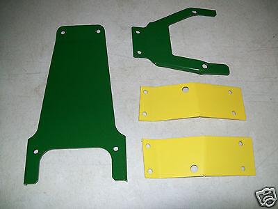 4 Piece Brackets John Deere Farm Tractor Seat 752046204320.4020.3020.3010 Ae