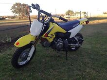 Suzuki DRZ 70, better than Crf, pe, Kdx Ktm Bacchus Marsh Moorabool Area Preview