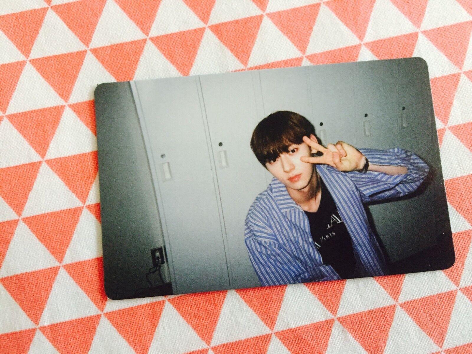 Wannaone 1st Album Kihno Photocard Power Of Destiny Spring Breeze