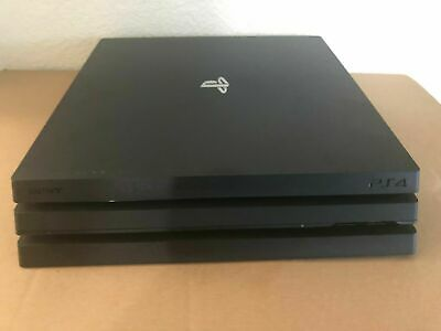 Used Sony PlayStation 4 PS4 Pro 1TB Gaming Console ONLY-