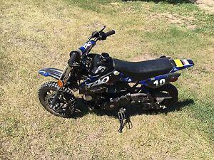 50cc Tao dirt bike