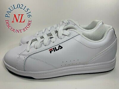 Fila Reunion Women's Leather Court Shoes Casual Sneakers ~ White ~ Pick Sizes !
