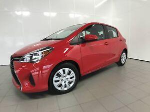 Toyota Yaris Hayon 5 portes, boîte automatique, LE